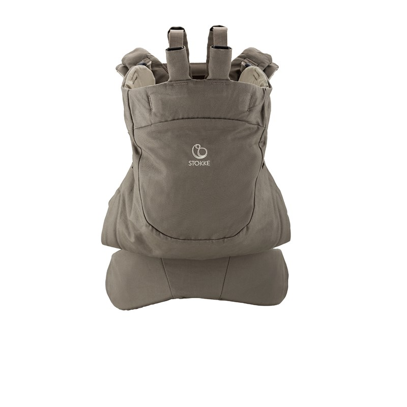 Stokke MyCarrier Back Carrier Brown One Size