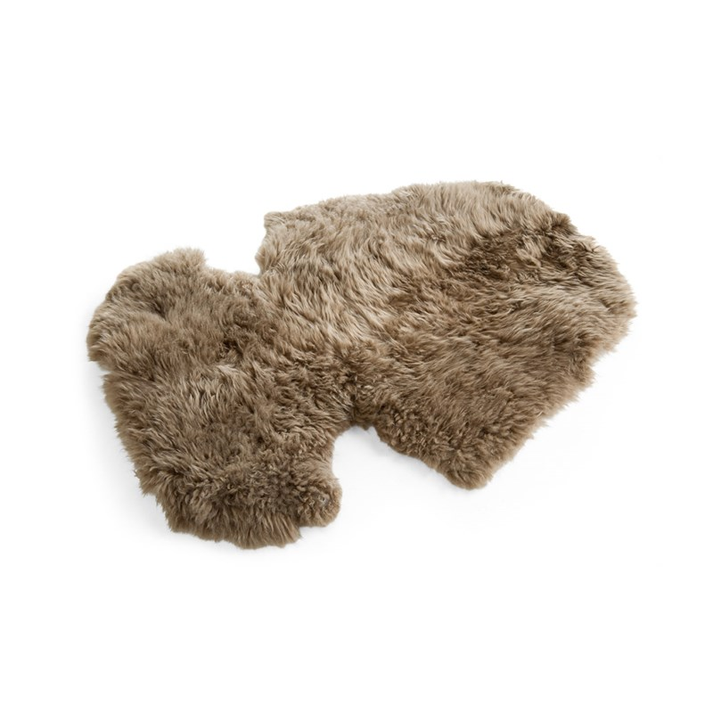 Stokke Sheepskin Brown OneSize
