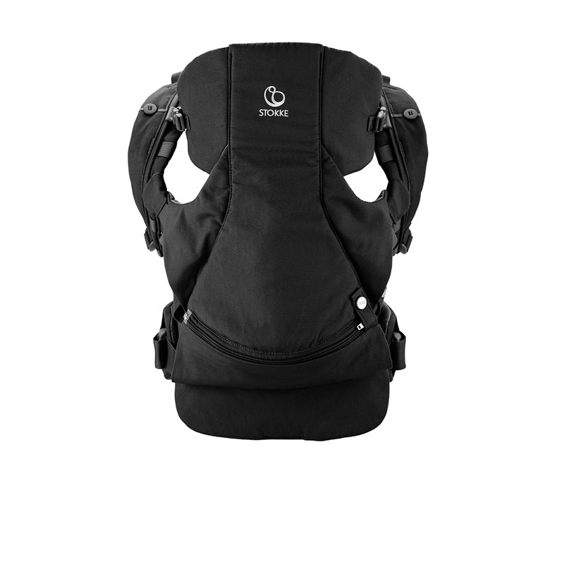 Stokke MyCarrier Front And Back Carrier Black One Size
