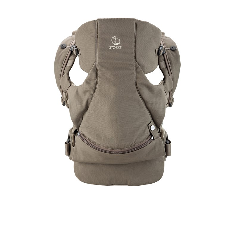 Stokke MyCarrier Front Carrier Brown One Size