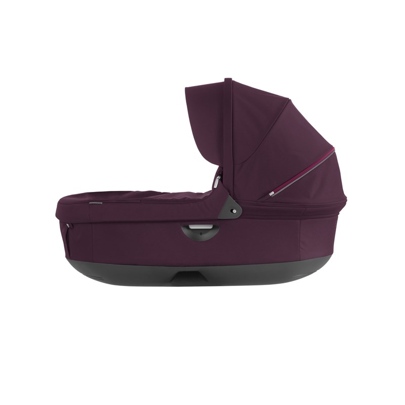 StokkeStroller Carry Cot Purple