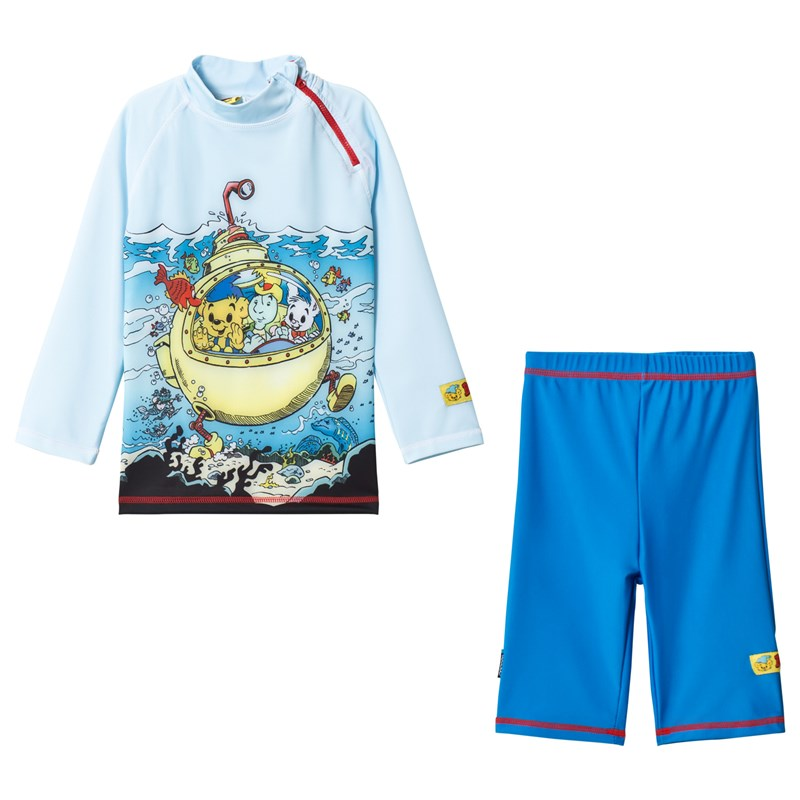 Swimpy UV-set, Bamse, Multi 98/104 cm