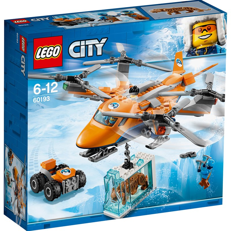 LEGO City 60193 LEGO® City Arctic Expedition Arctic Air Transport One Size