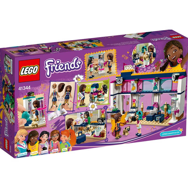 LEGO Friends 41344 LEGO® Friends Andrea´s Accessories Store One Size
