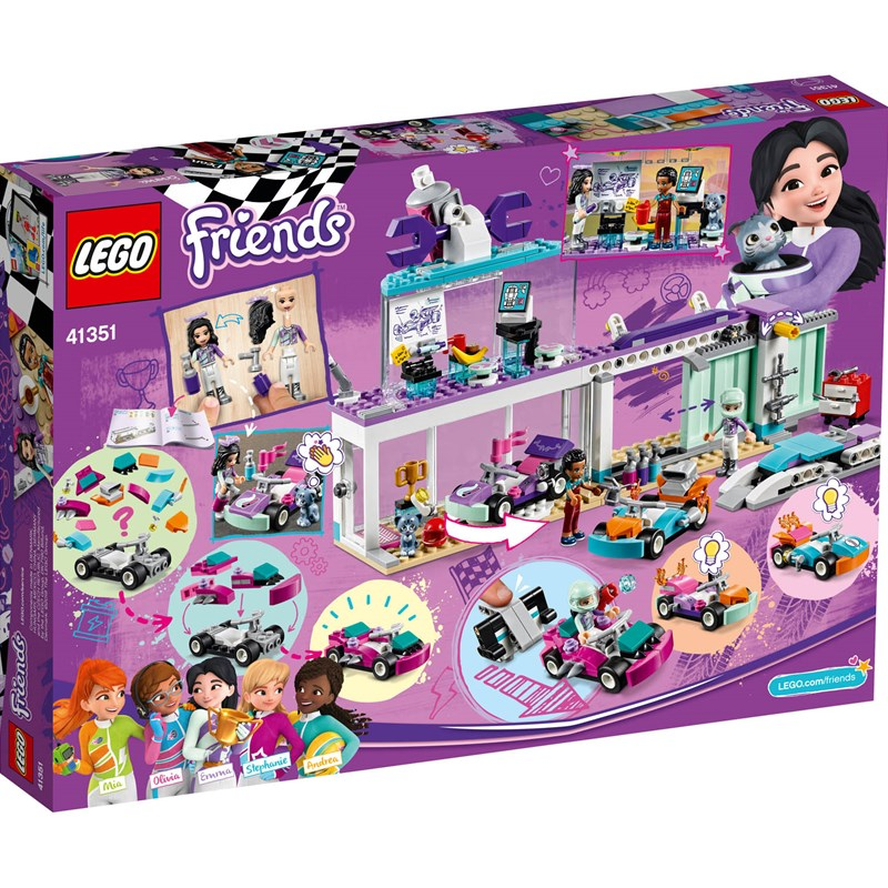 LEGO Friends 41351 LEGO® Friends Creative Tuning Shop One Size