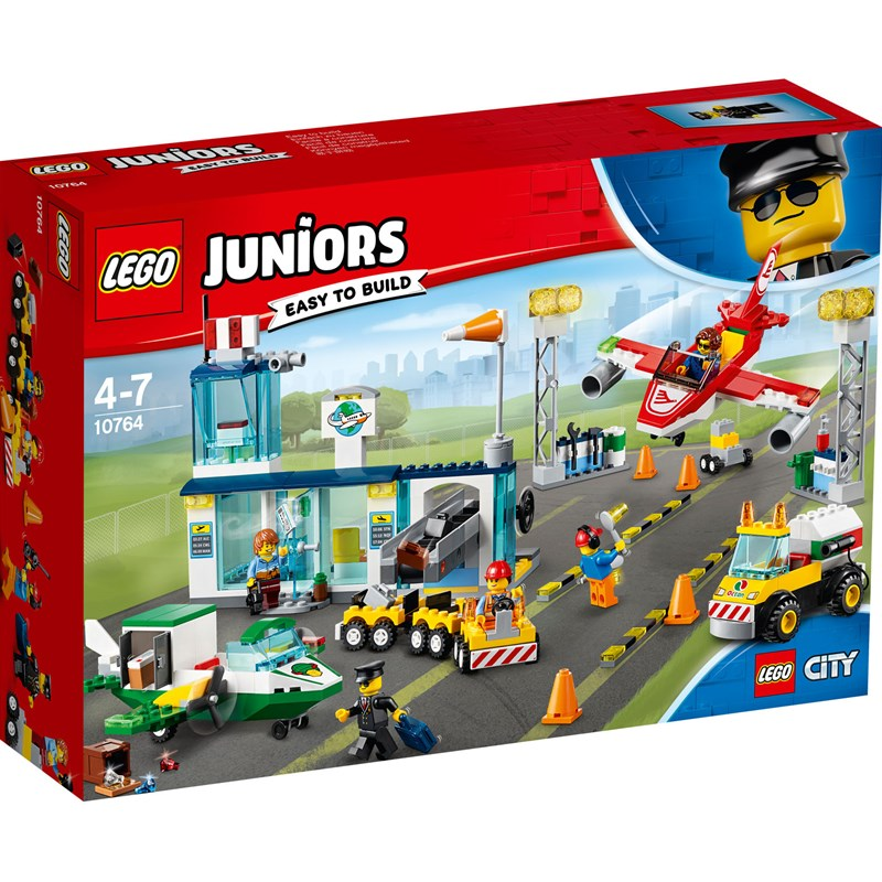 LEGO Juniors 10764 LEGO® Juniors City Central Airport One Size