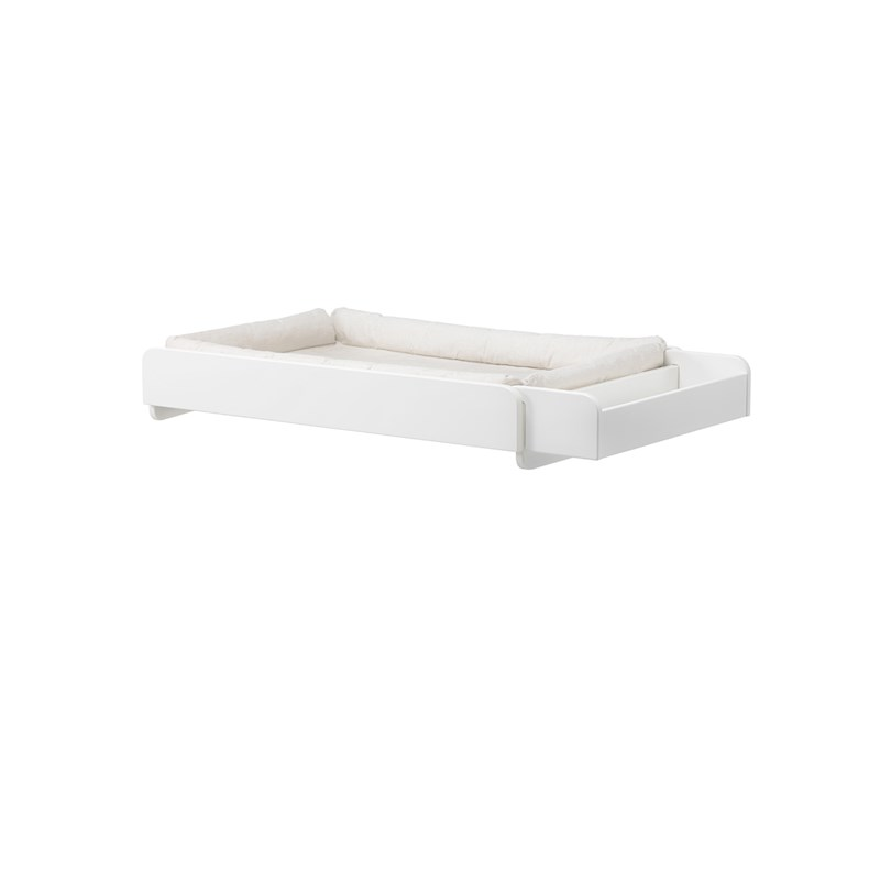 StokkeHOME Changer With Mattress White
