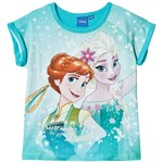 Disney Frozen Frost T-shirt Turkos