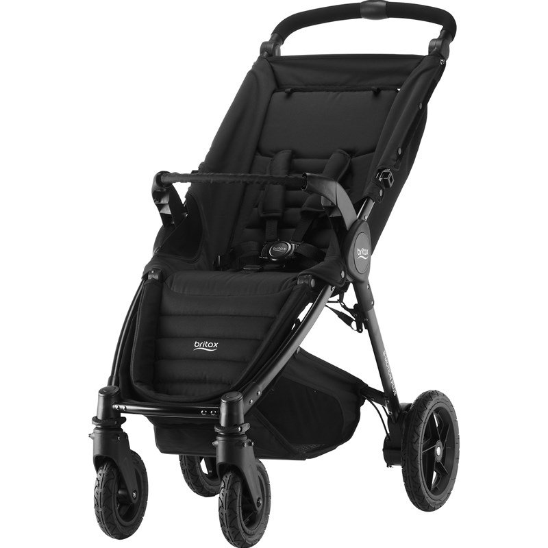 Britax B-Motion 4 Plus Cosmos Black B-Motion Cosmos Black Stroller