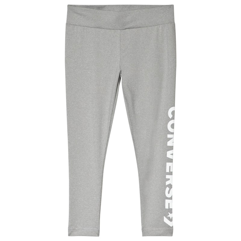Converse Logo Star Leggings Grå 12-13 years