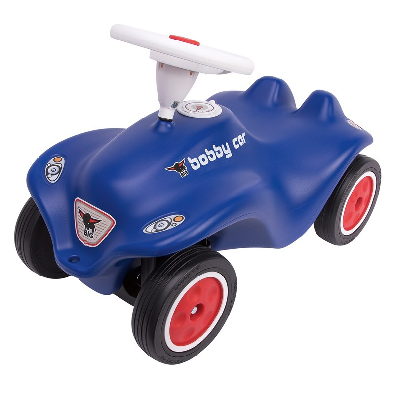 BIG Bobby Car New Royal Blue 12 mån – 4 år