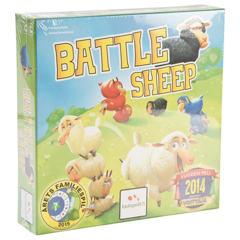 PlayBattle Sheep