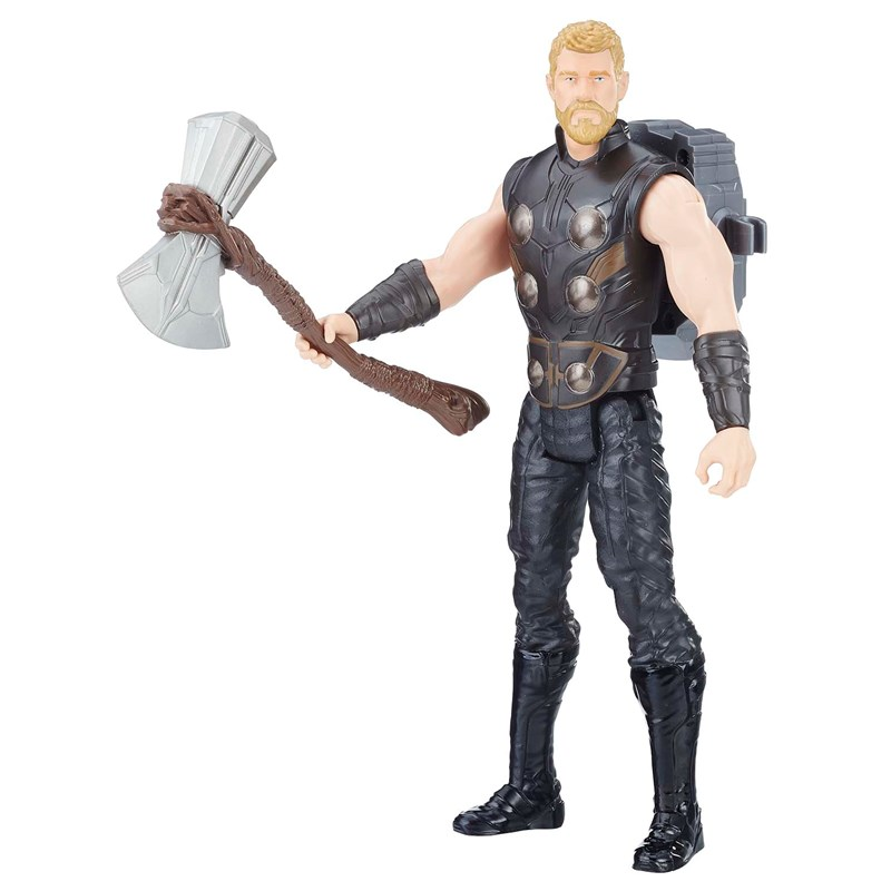 The Avengers Titan Hero Thor Actionfigur 4+ years