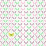 Djeco Wallpaper Strip Butterflies Flight