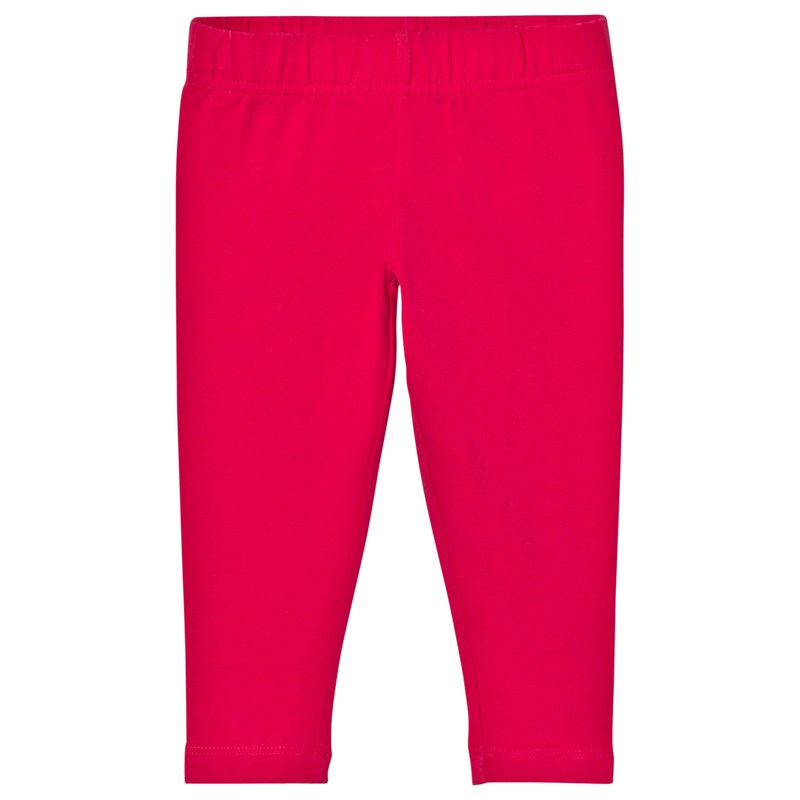 Lands' End Hot Pink Ankle Leggings L (11-12 years)