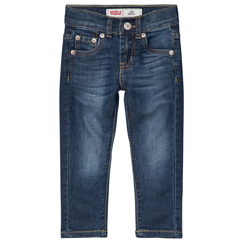 Levis Kids 510 Jeans Blå Mid Wash 8 years