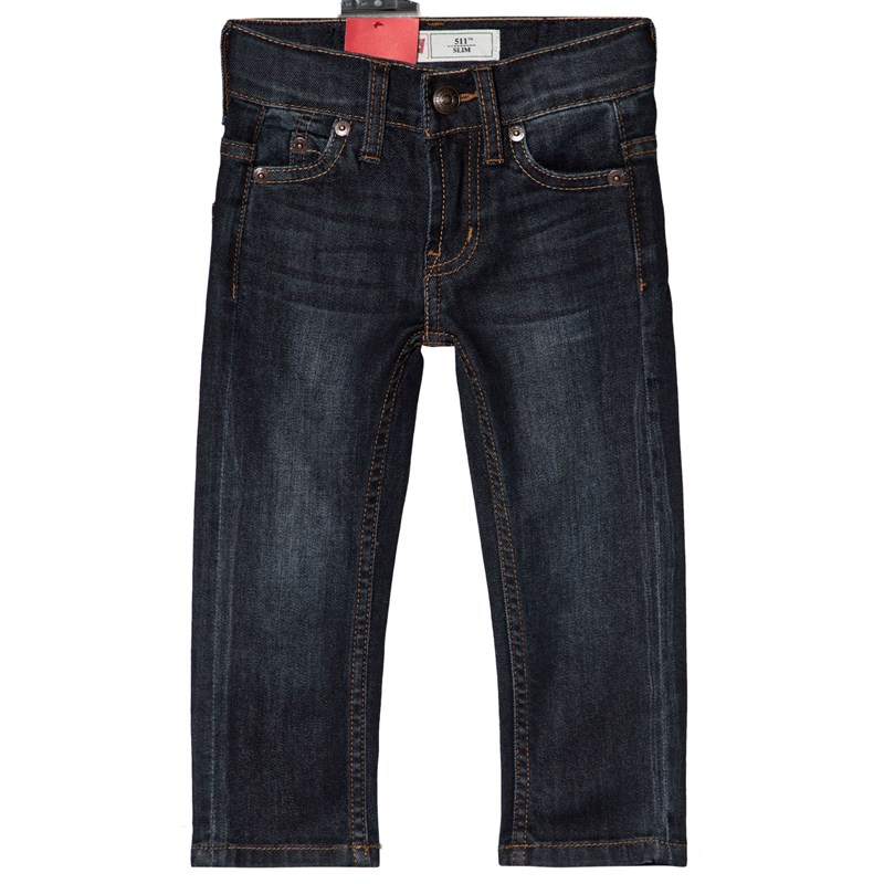 Levis Kids 511 Jeans Dark Wash 2 years