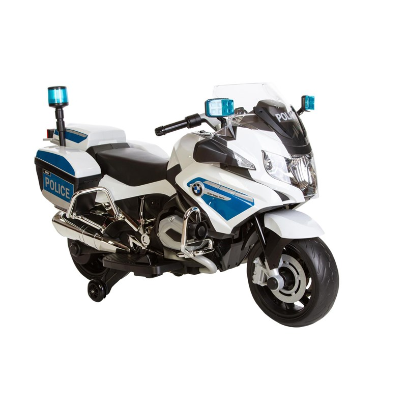 Elite Toys BMW R1200 RT Police MC 12V 3 – 6 år
