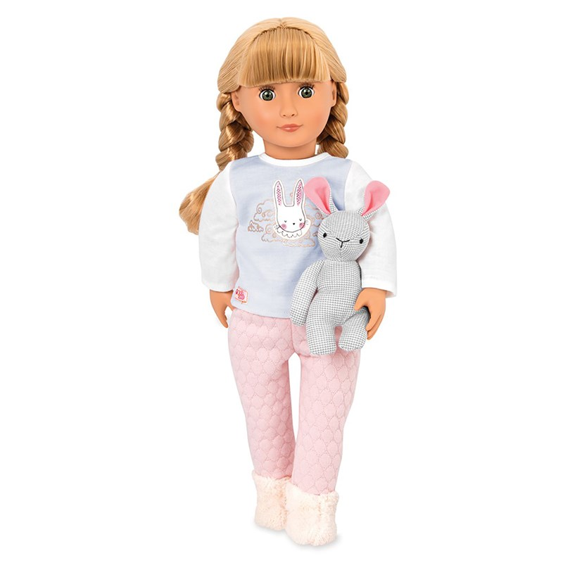 Our Generation Jovie Pyjamas & Teddy Doll 46 cm 3 - 14 years