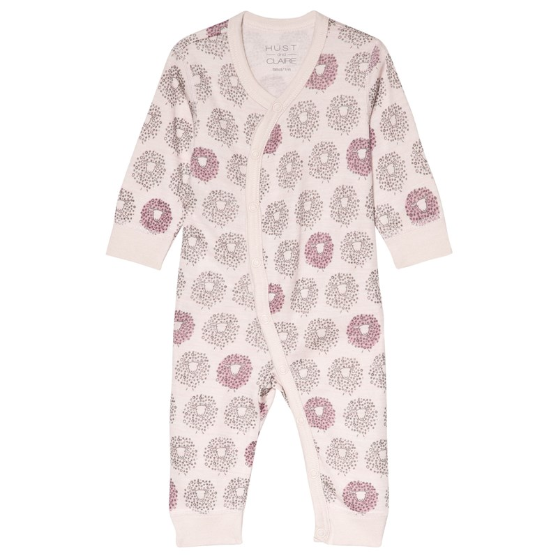 Hust&Claire One-Piece Rosa 68 cm (4-6 mån)