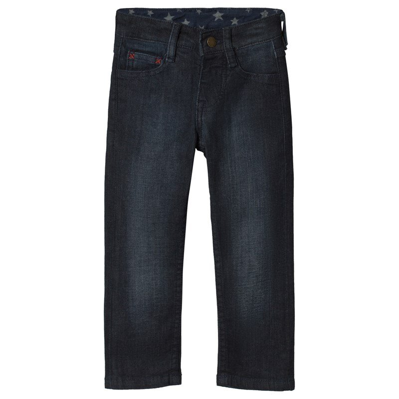 Frugi Joseph Jeans Dark Wash 8-9 years