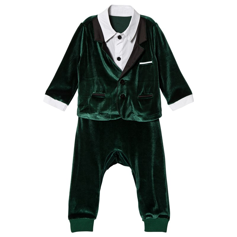 The Tiny Universe Ultimat Smoking Deep Green 18-24 months (92)