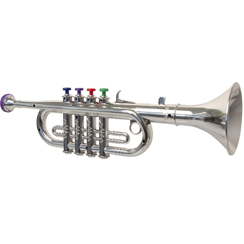 Play Trumpet Silver 35 cm 3 – 6 years