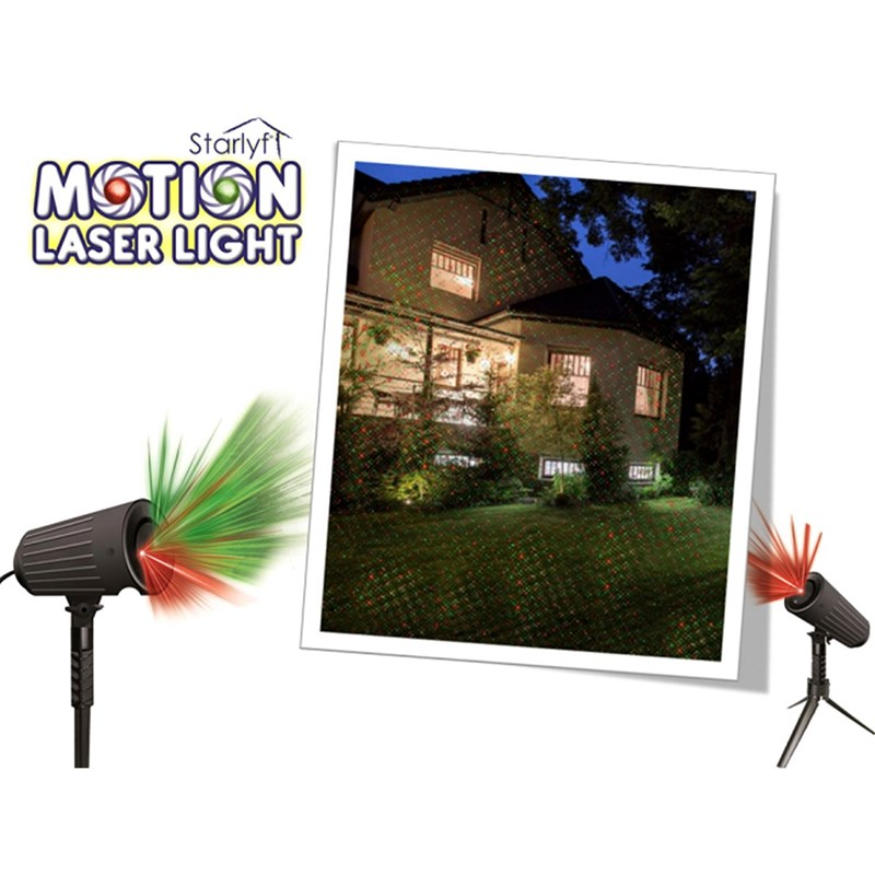 Play Starly Motion Laser Light One Size