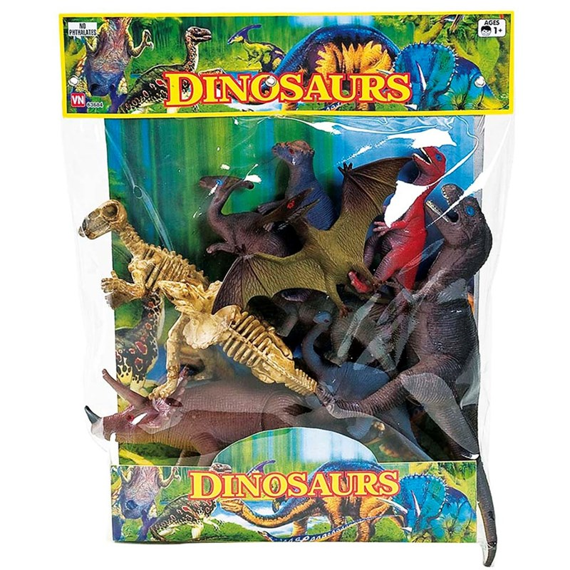 Play 10-Pack Dinosaurier 3 – 8 years