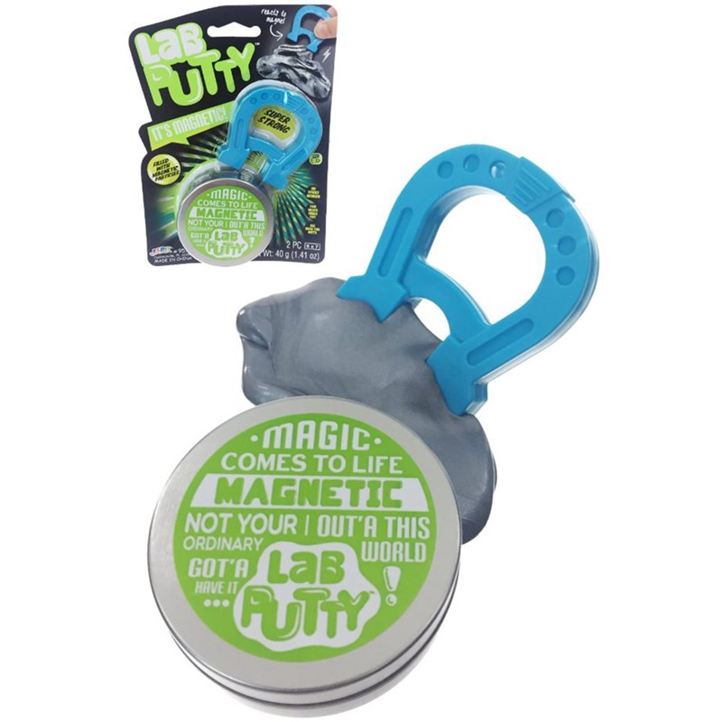 Play Lab Putty Magnetic Slime Putty 4 – 10 years
