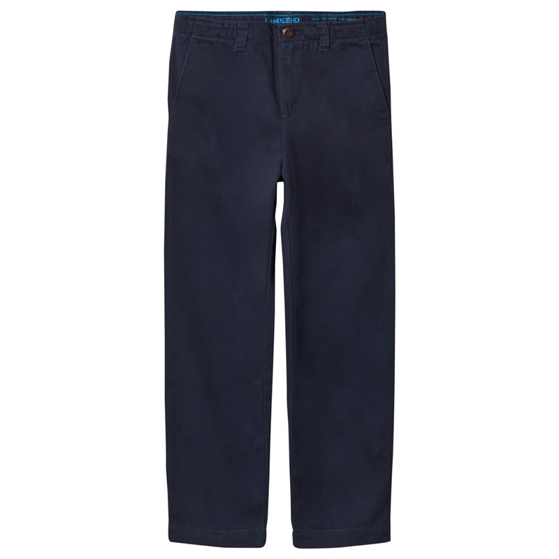 Lands' End Chinos Marinblå 12-13 years