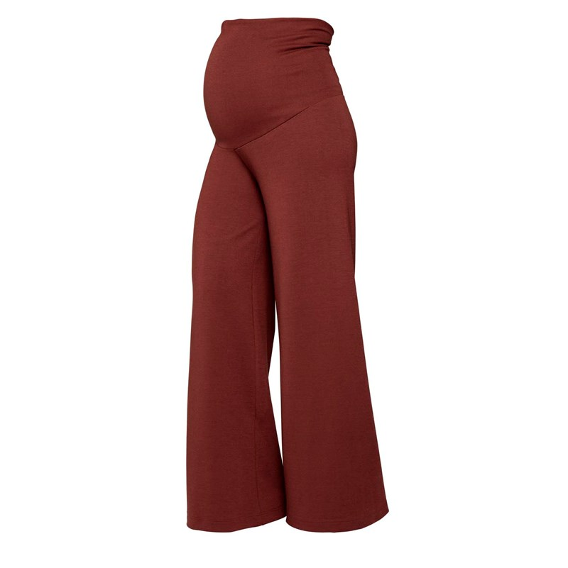 Boob Once-on-never-off Wide Byxor Tandori Red M