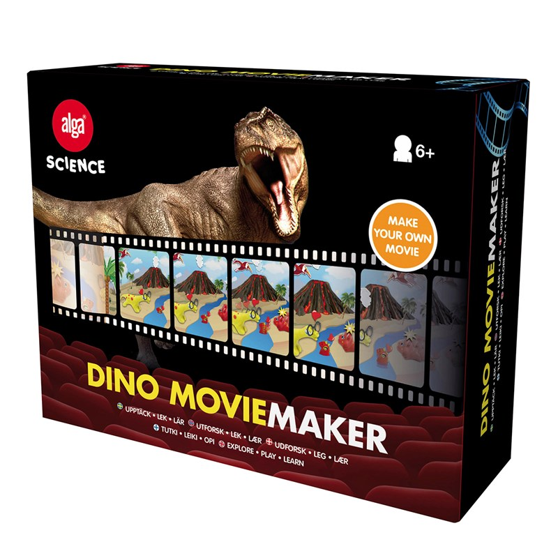 Alga scienceDino Moviemaker