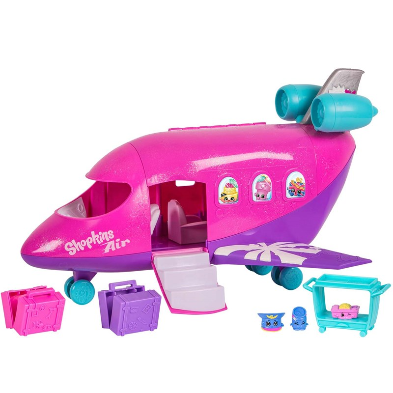 Shopkins World Vacation Jet 5 – 12 years