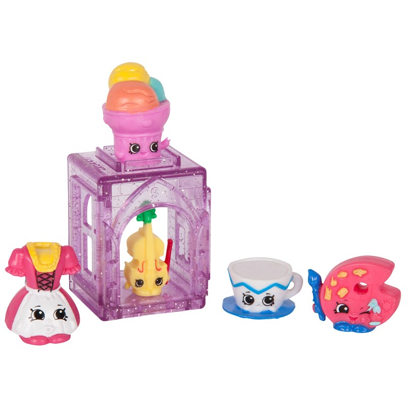 Shopkins World Vacation Europe 5-Pack 5 – 12 years