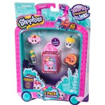 Shopkins World Vacation Europe 5-Pack