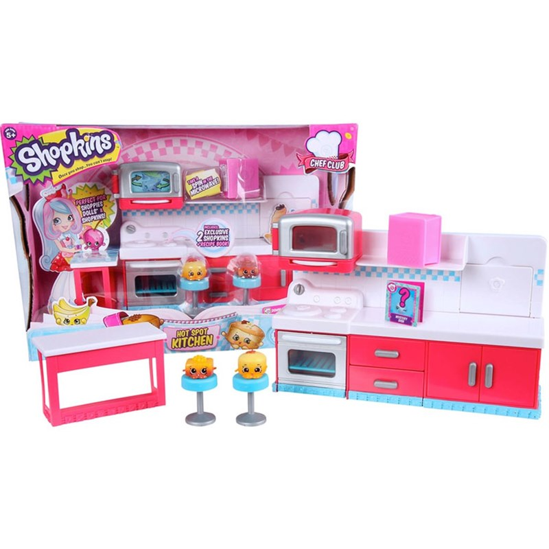 Shopkins Hot spot kitchen One Size