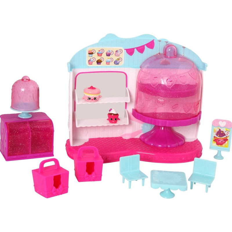 Shopkins S5 Cupcake Queen Café 5 – 12 years
