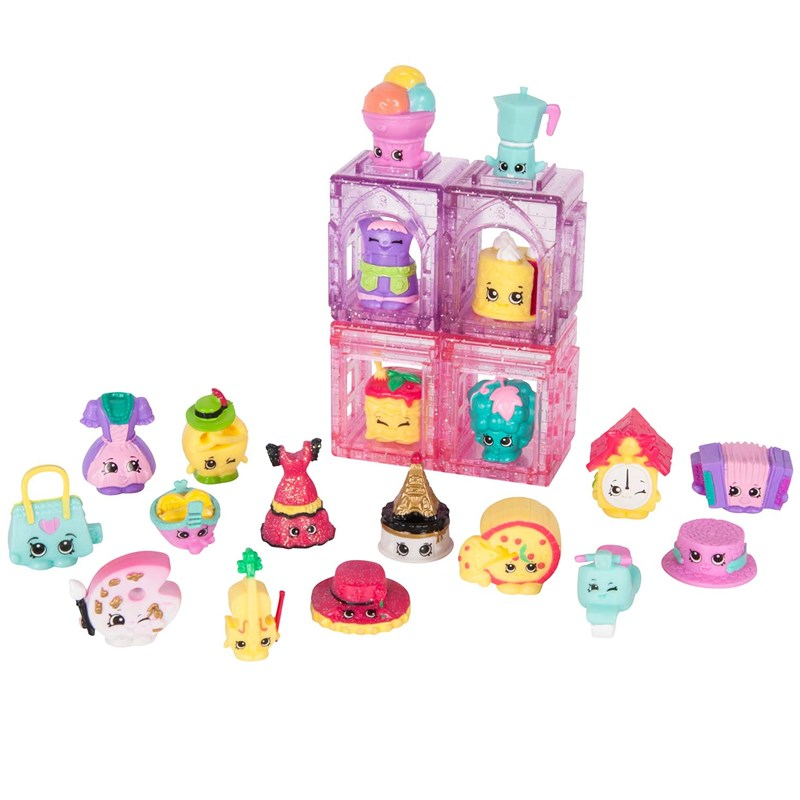 Shopkins World Vacation Europe Megapack 5 – 12 years