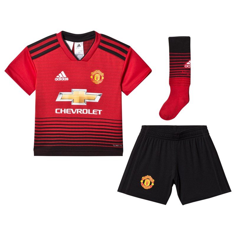 Manchester United Manchester United ´18 Kids Home Kit 4-5 years (110 cm)