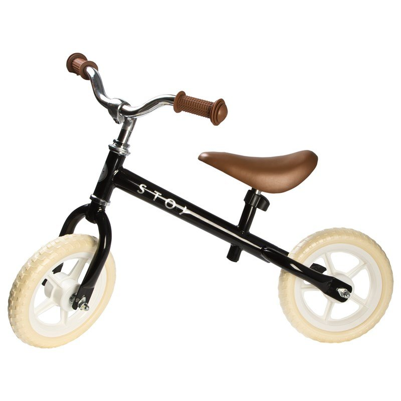 STOY Speed 10 Springcykel Black Edition One Size