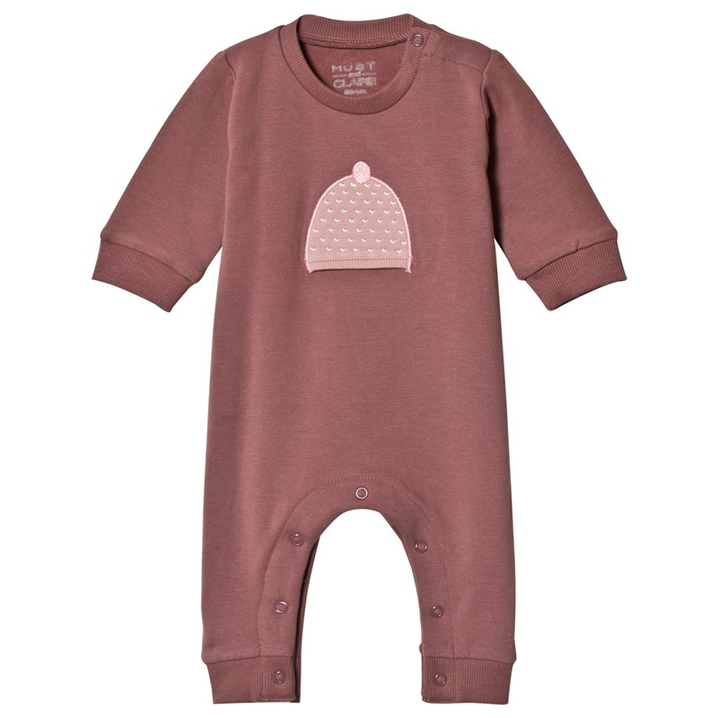 Hust&Claire Maily Baby Bodysuit Lila 68 cm (4-6 mån)
