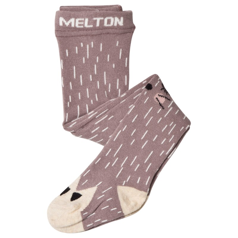 Melton Babytights Sleeping Cat Multi 56-62