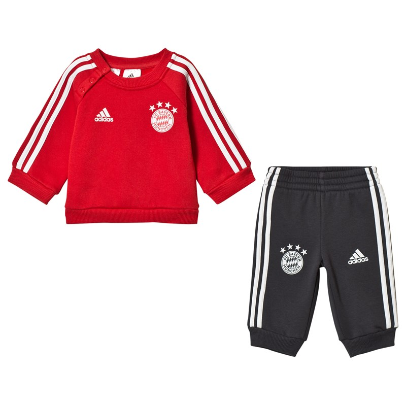 adidas Performance Bayern München 2018 Infants Träningsoverall 2-3 years (98 cm)