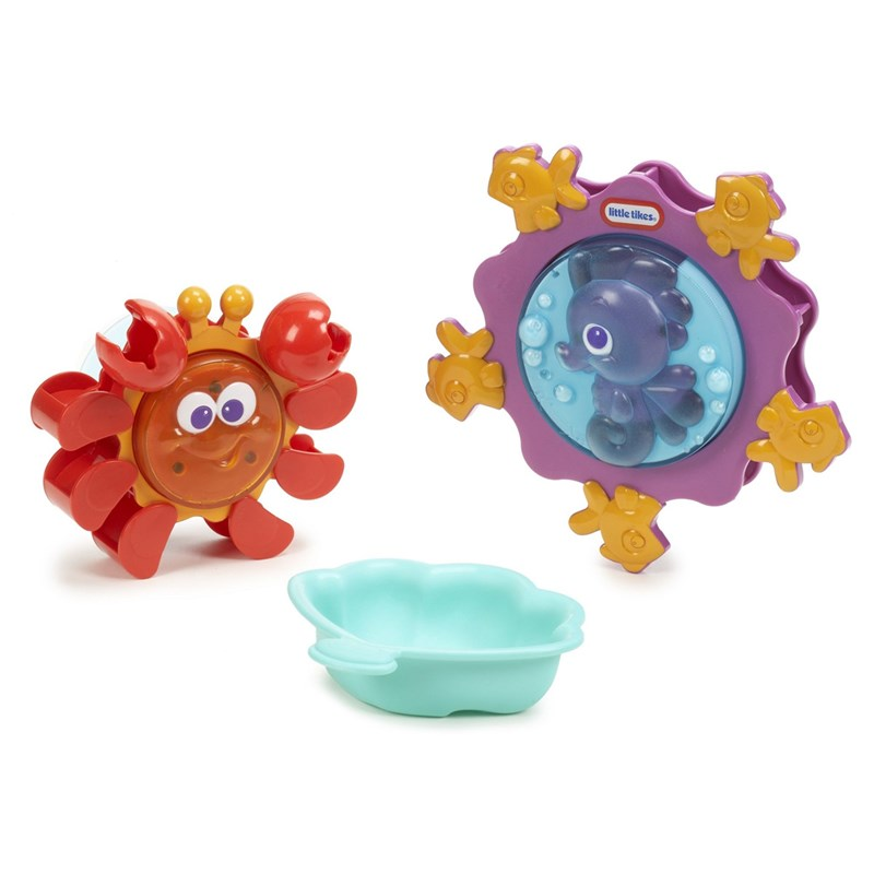 Little Tikes Sparkle Bay Water Spinners 24 mån – 3 år