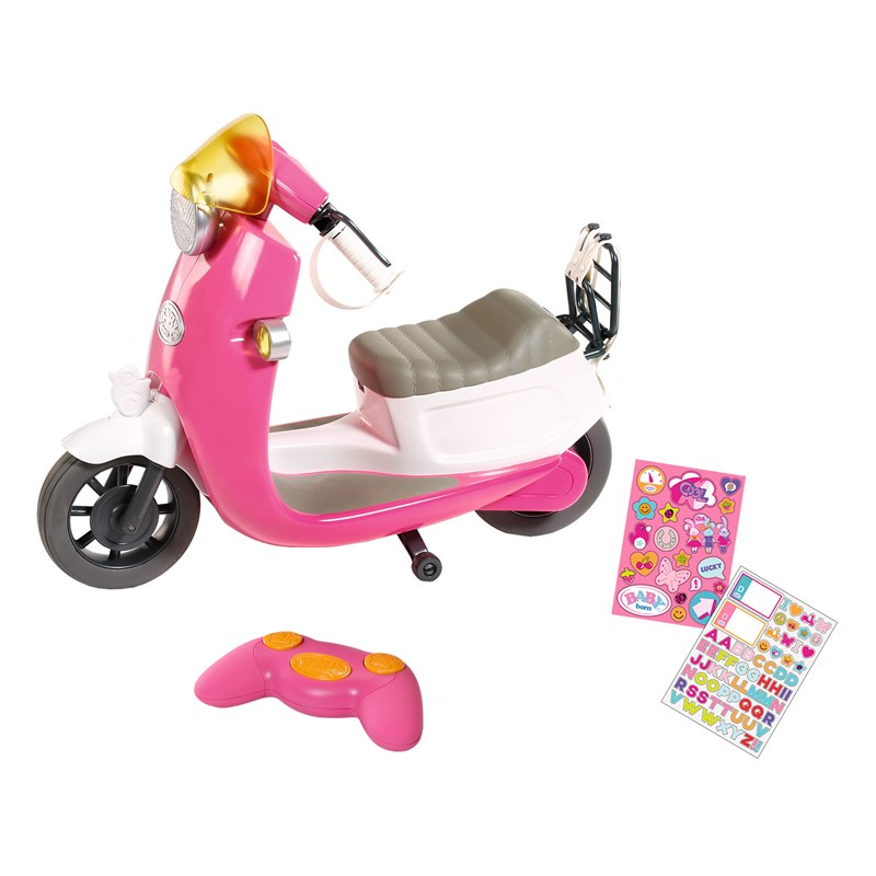 Baby Born Radiostyrd Scooter 3 – 8 years