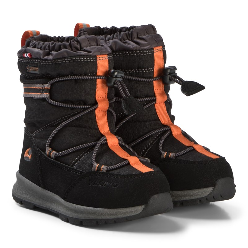 Viking Asak GTX Black/Rust 30 EU