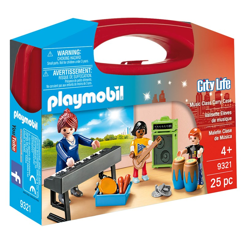 Playmobil 9321 Musiklektion 4 – 12 years
