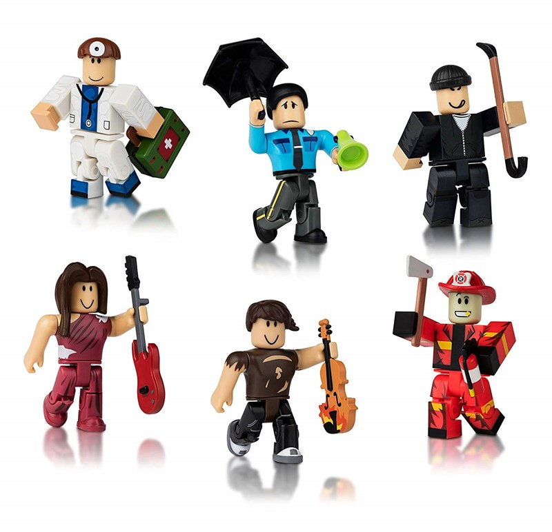 Roblox Citizens of Roblox Figurset 6 – 12 years