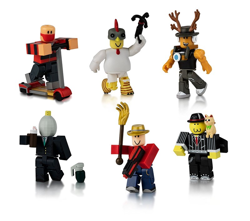 Roblox Masters of Roblox Figurset 6 – 12 years